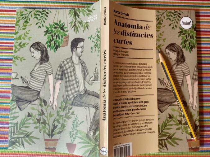 Anatomia de les distàncies curtes - llibre